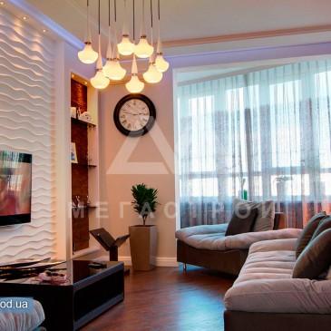 Ремонт квартиры под ключ в Одессе (ЖК Звездный городок)
