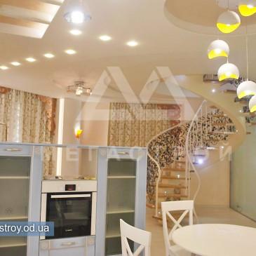 Ремонт квартиры в Одессе (ЖК Крит)