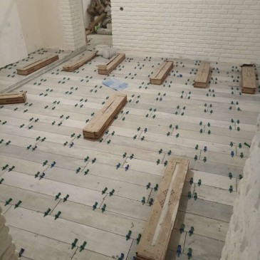 Реконструкция старого дома в Одессе